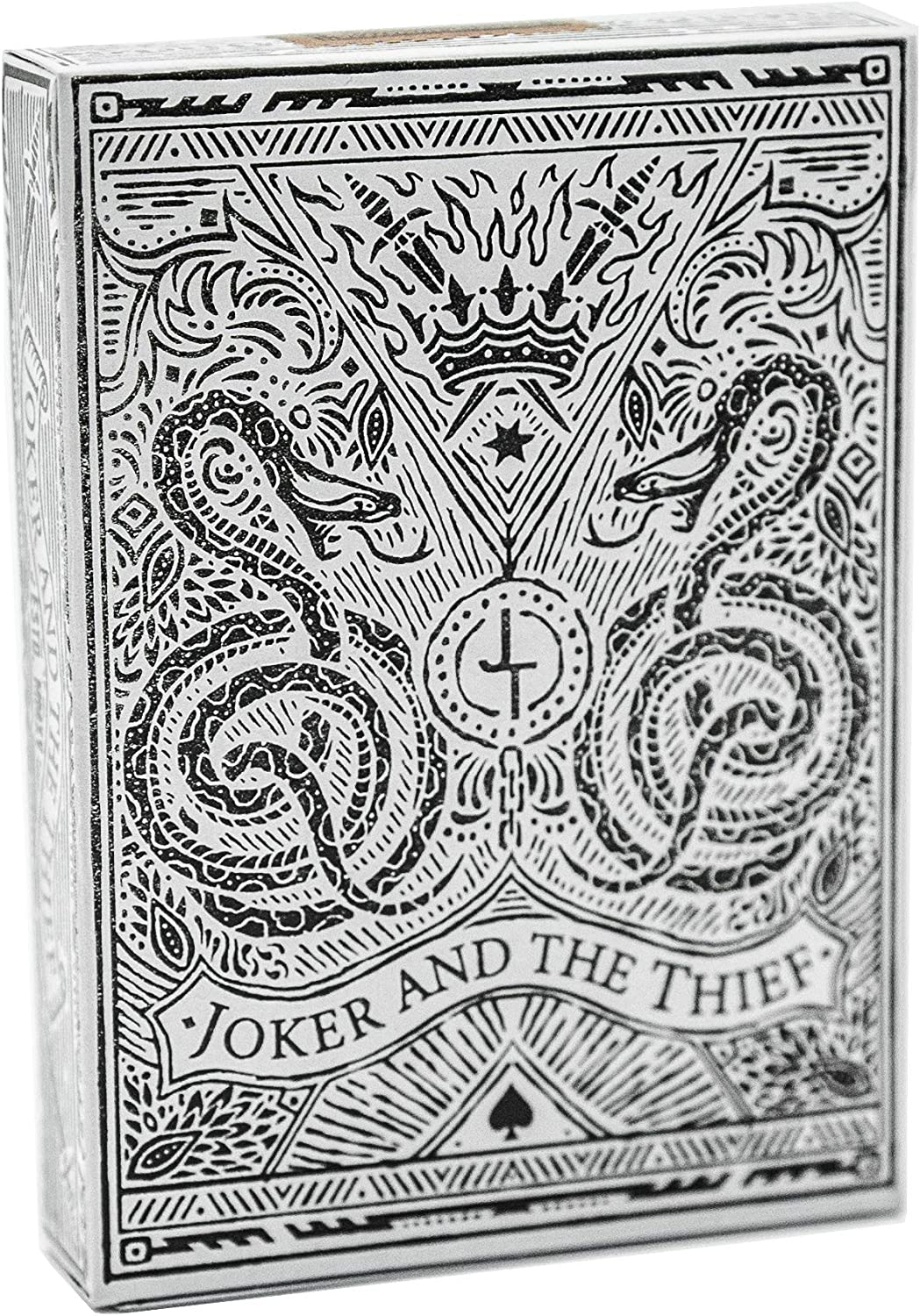 Playing Cards - Joker and the Thief: Street Edition