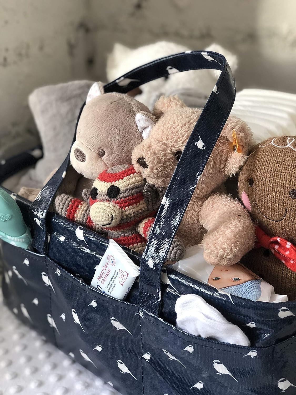 Fabrik besch/ädigt Wischbarer Baby Organizer Windel Caddy markiert