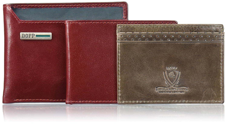 Thinfold Wallet Dopp Mens Beta Rfid Blocking Leather I.d
