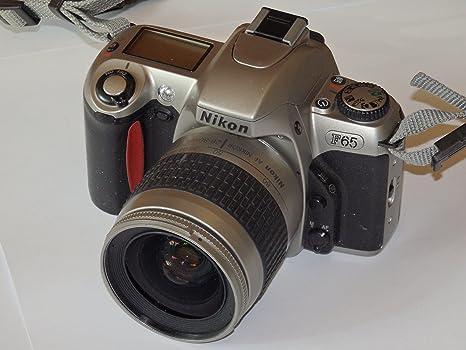 Nikon F 65 F65 Cámara Réflex analógica Incluye Objetivo Nikon AF ...