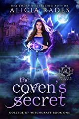 The Coven's Secret: A Supernatural Academy Reaper Romance (Hidden Legends: College of Witchcraft Book 1) Kindle Edition