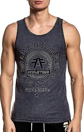 b2edecdd American Fighter Park Ridge Sleeveless Athletic Graphic Fashion ...