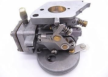 New Carburetor Assy for YAMAHA  6E3-14301-05-00 6E0-14301-05 4//5HP