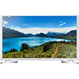 "Samsung UE32J4580SS 32"" HD ready Smart TV Wifi Color blanco - Televisor (HD ready, A, 16:9, Mega Contrast, Color blanco, 1366 x 768 Pixeles)"