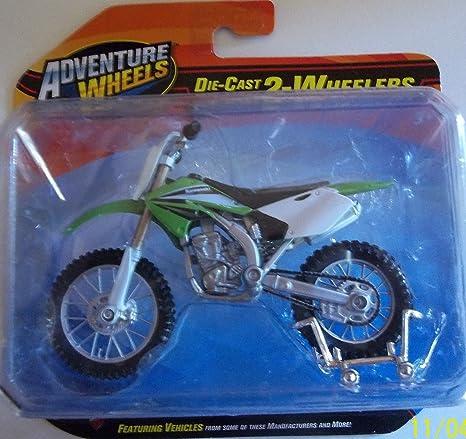 Amazon com: Adventure Wheels 2 Wheelers Kawasaki Dirt Bike
