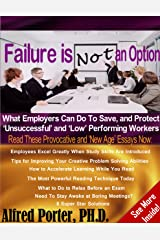 Failure Is Not An Option Kindle Edition