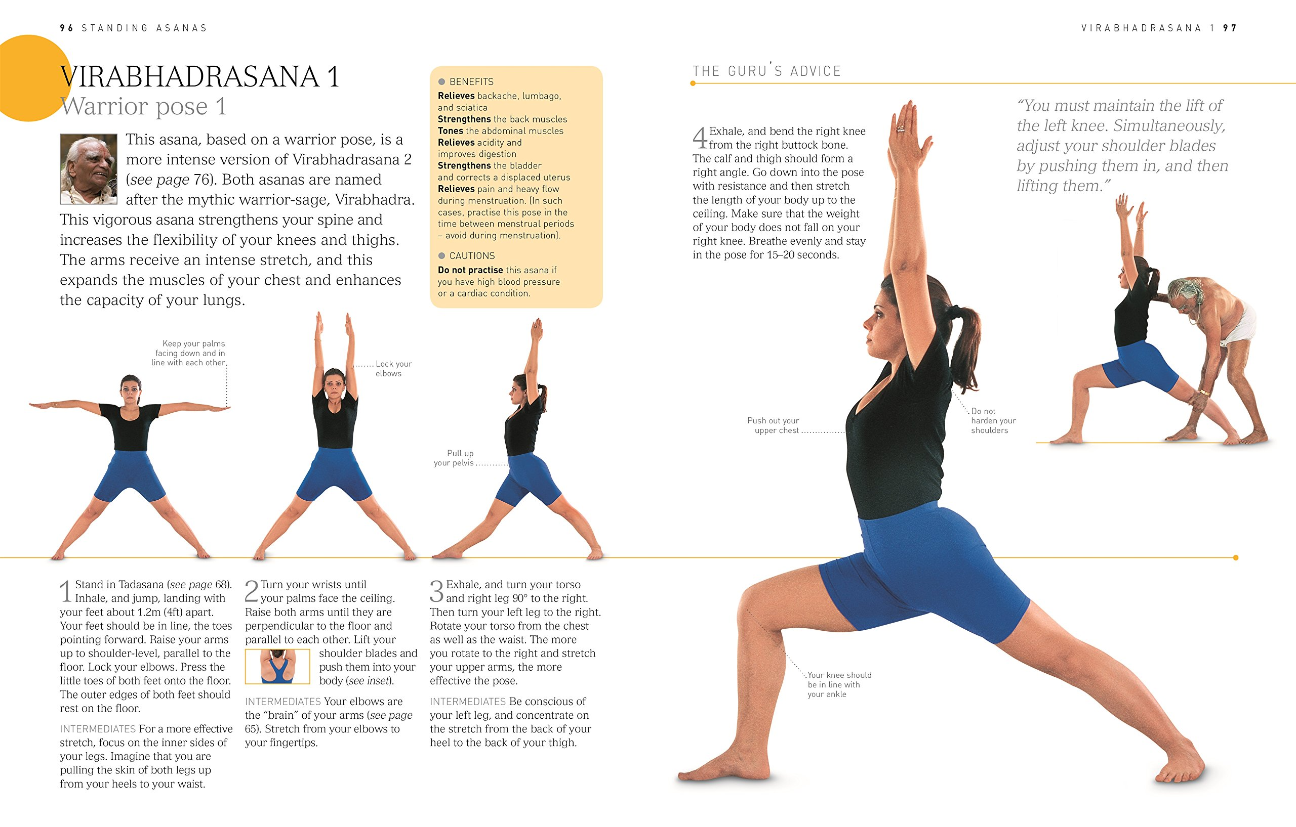 Buy Bks Iyengar Yoga The Path To Holistic Health The Definitive Step By Step Guide Book Online At Low Prices In India Bks Iyengar Yoga The Path To Holistic Health The Definitive Step By Step