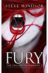 FURY: A Futuristic Fantasy (Book 2) (THE FALLEN Dark Fantasy Series) Kindle Edition