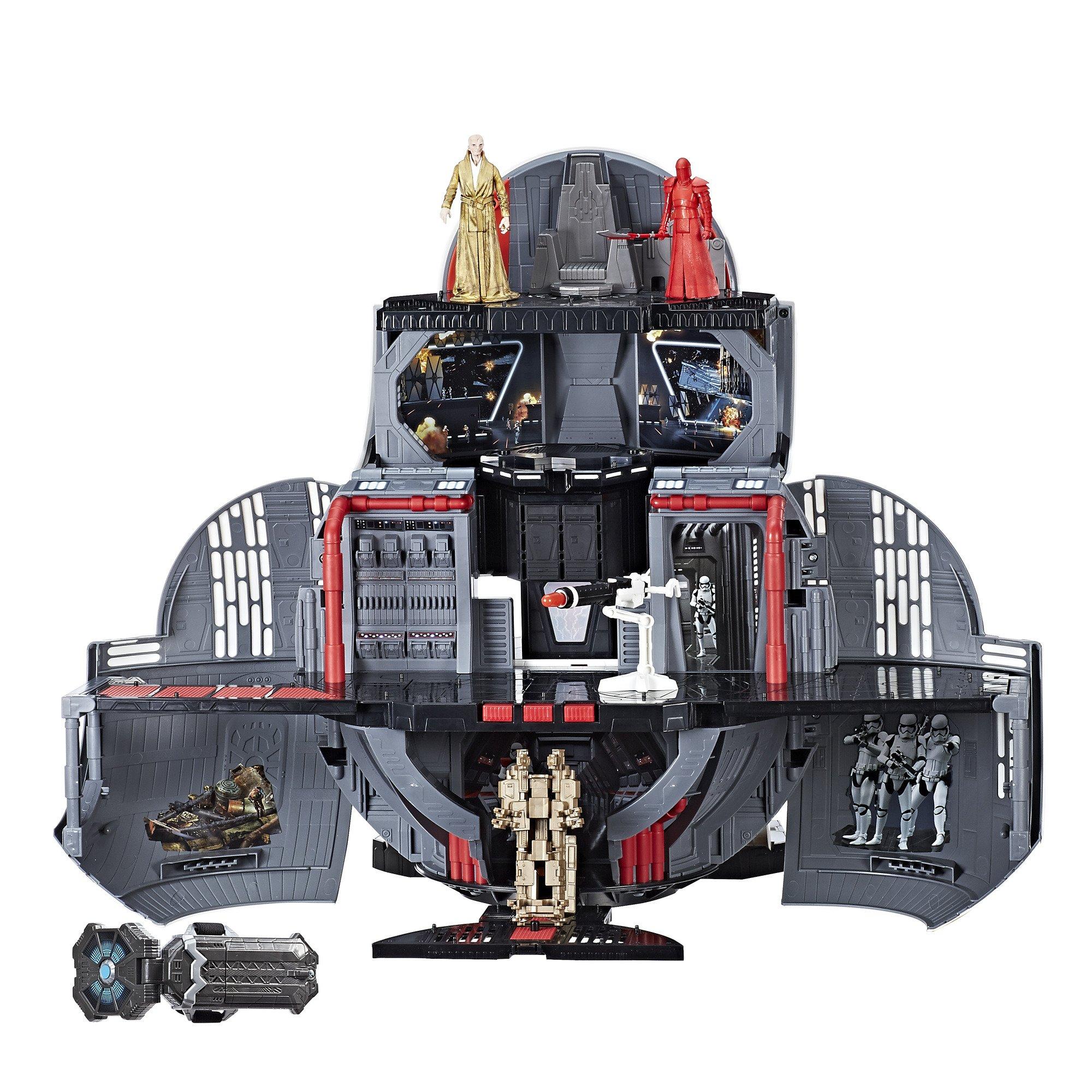 Star Wars Force Link BB-8 2-in-1 Mega Playset including Force Link