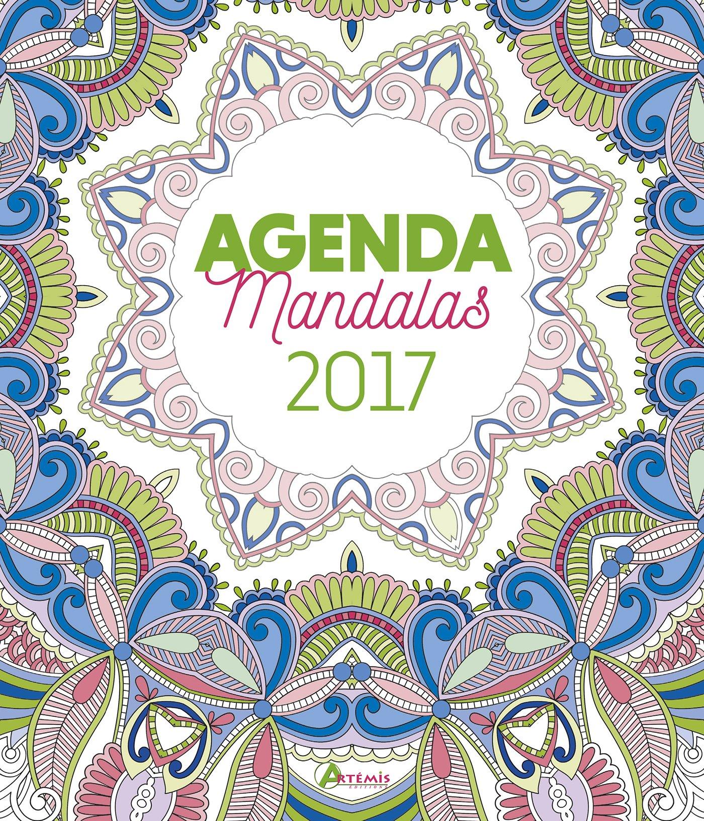 Agenda mandalas 2017: Amazon.es: Losange, Carles Baro ...