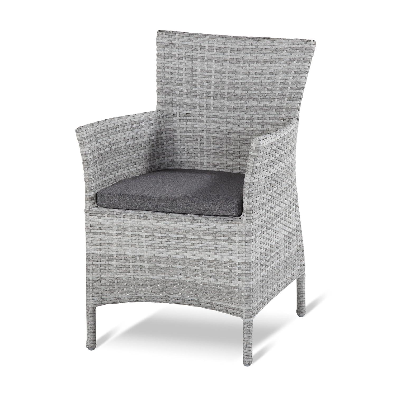 4 Stück Hartman Dining Chair Java Loungesessel royal grey flat 72122799