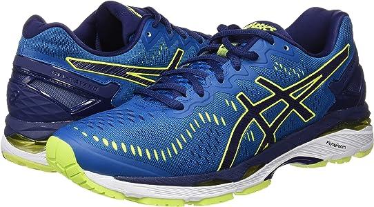 Asics T646N4907, Zapatillas de running para Hombre, color: Azul ...