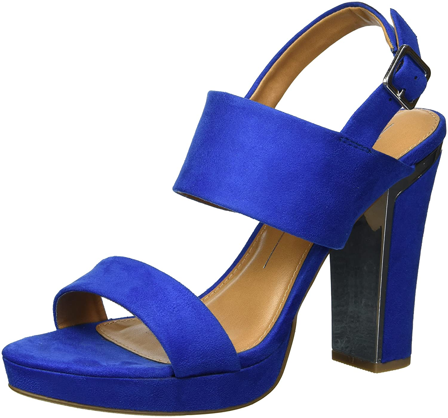 Report Women's Ladia Platform B078HP6FDB 10 B(M) US|Blue