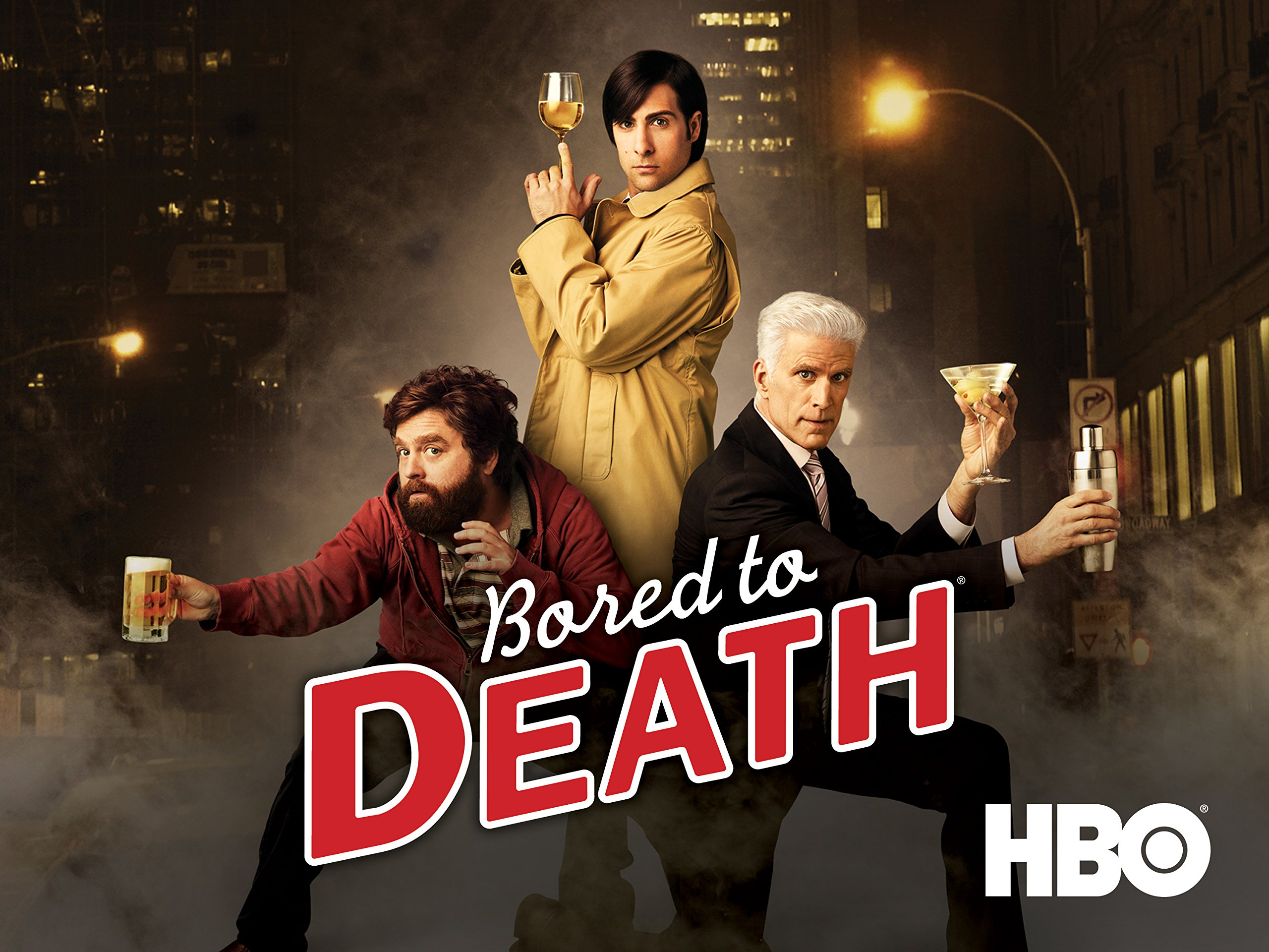 Amazoncom Watch Bored To Death Season 2 Prime Video