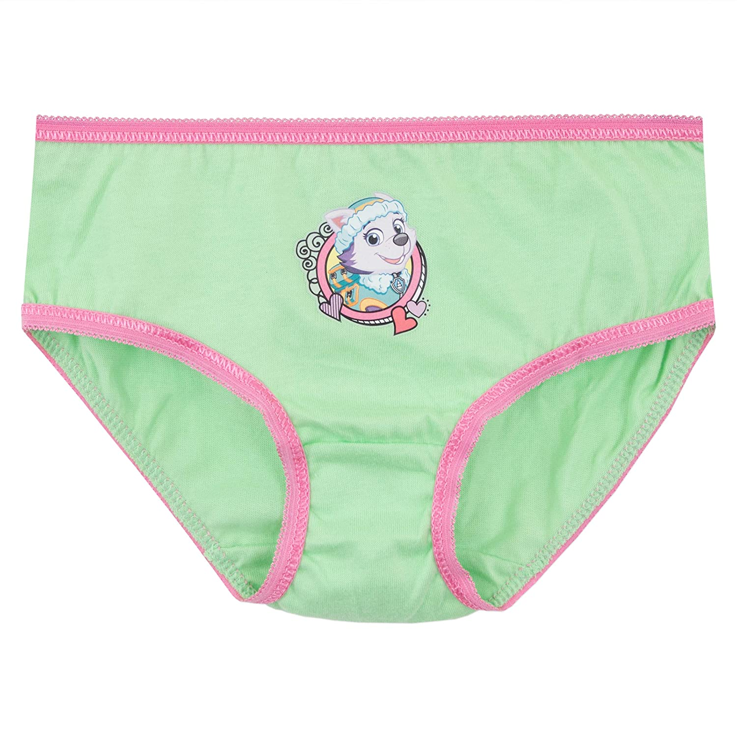 Paw Patrol Girls Skye and Everest Knickers Pack of 3