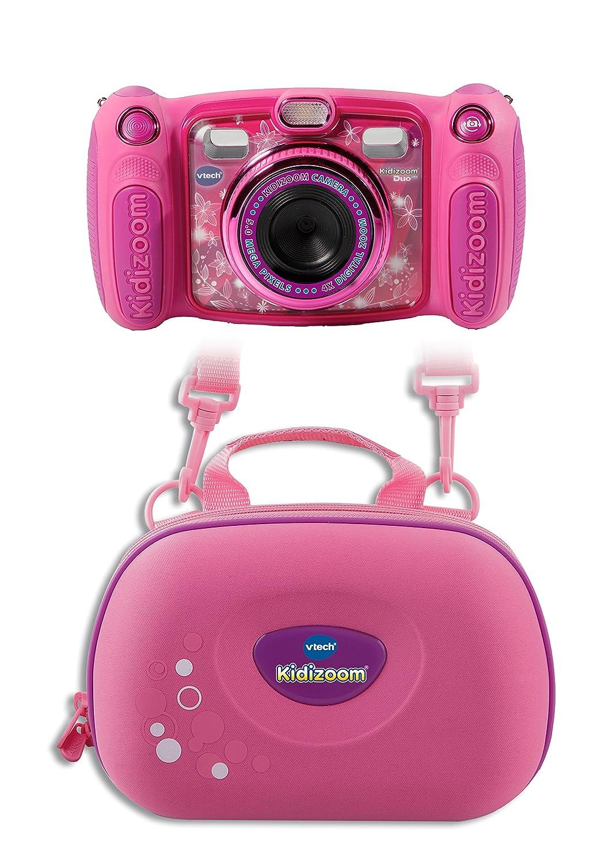 VTech 80-507194 Caméra pour Enfant avec Housse