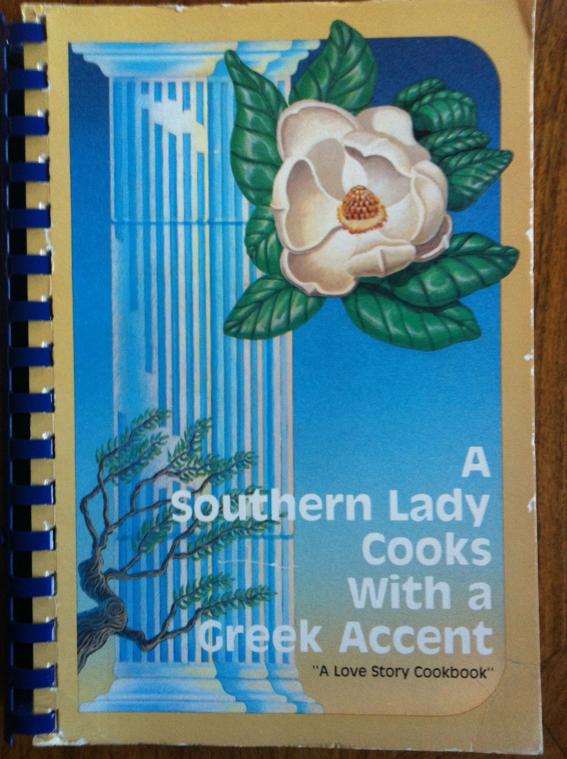 Southern Lady Cooks With a Greek Accent: Sophia Clikas