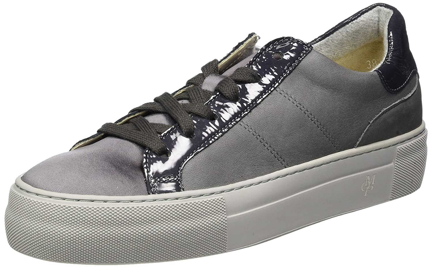 Marc B078N341N5 O Polo Marc Sneaker 70714193502604, Baskets Femme Baskets Gris 23adb67 - robotanarchy.space
