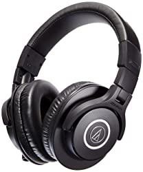 Audio-Technica ATH-M40x | Best over ear headphones under 100