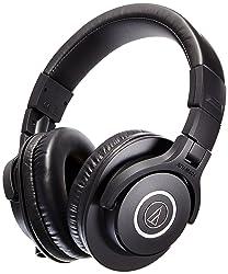 Audio-Technica ATH-M40x | Best over ear headphones under 100