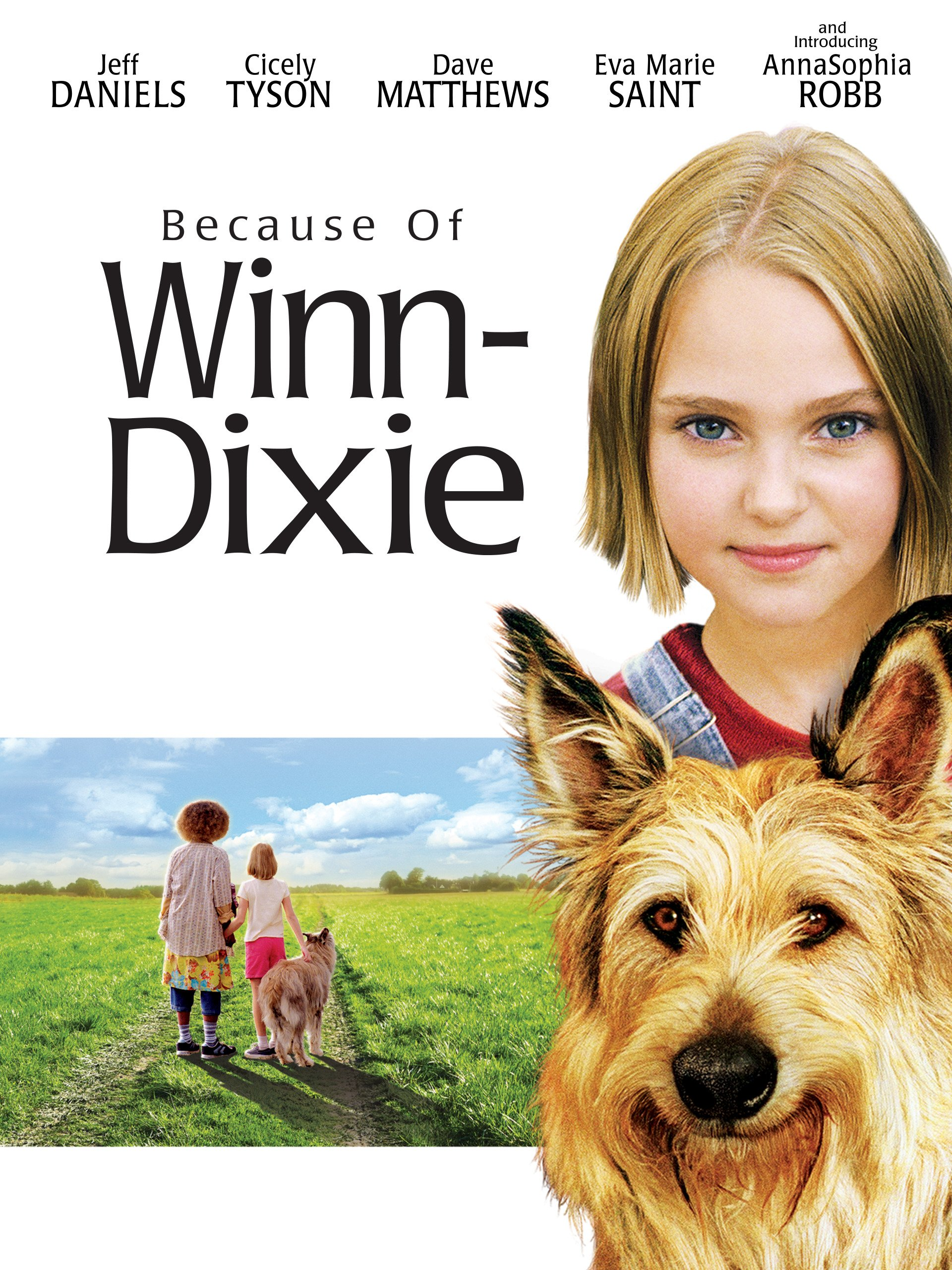 Review of winn dixie free appliances - Amazon Com Because Of Winn Dixie Annasophia Robb Jeff Daniels Cicely Tyson Dave Matthews Amazon Digital Services Llc