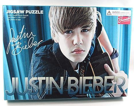Charmant Justin Bieber Jigsaw Puzzle 30u0026quot; X 20u0026quot; 1000 Count Piece ...