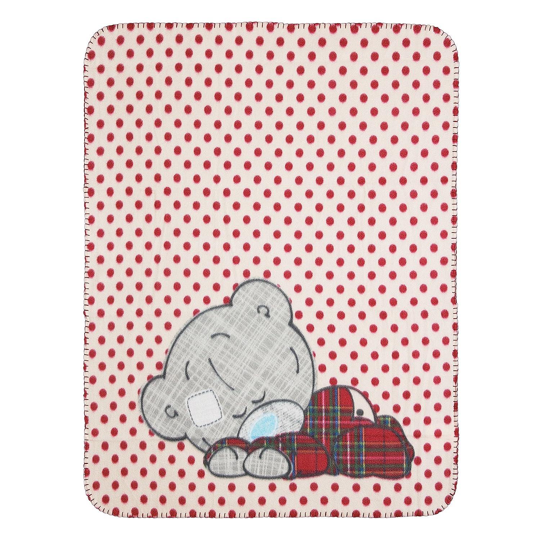 Tiny Tatty Teddy Me to You Bear Blanket   B00O28OWN2