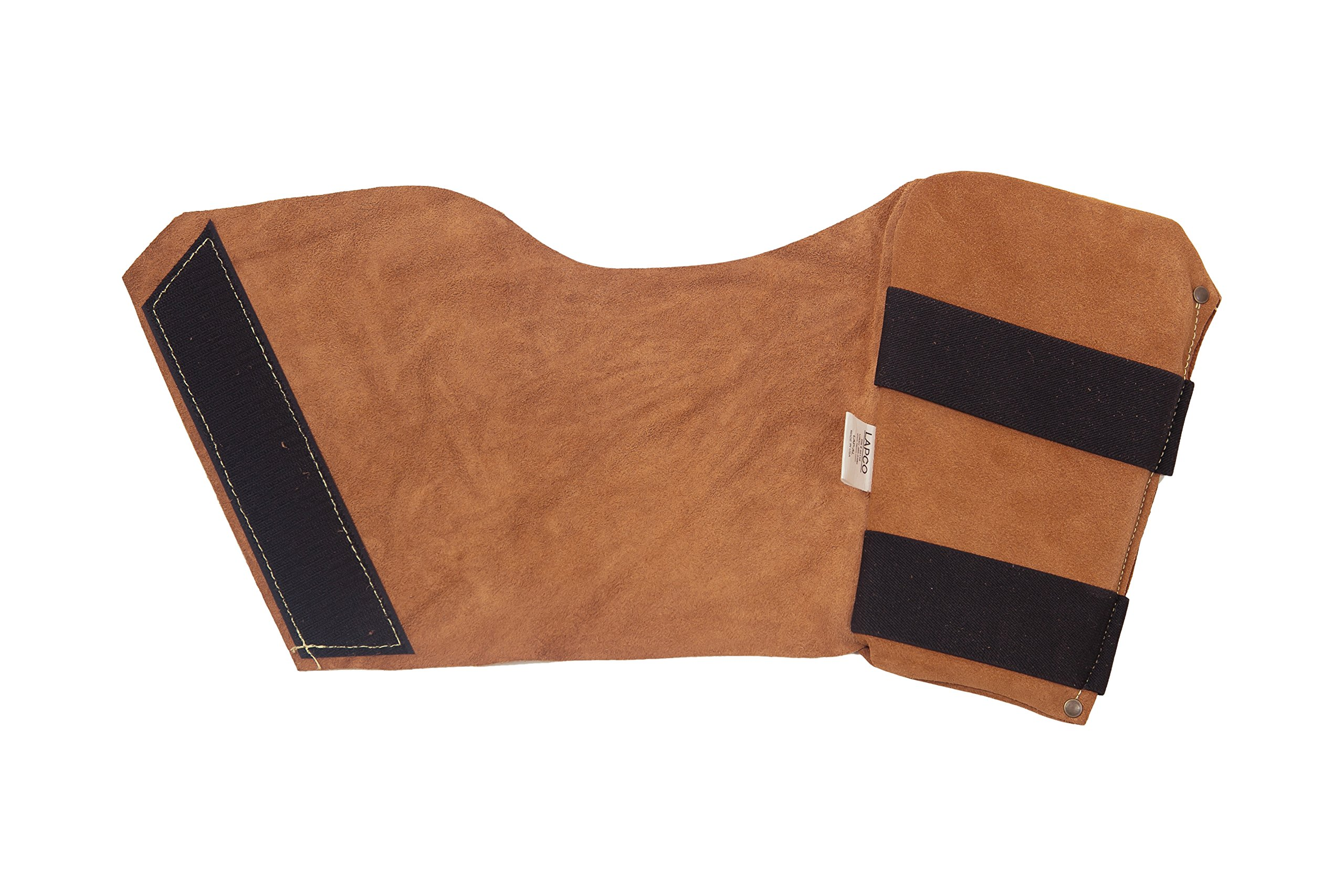 Lapco Lap-AR Leather Arm Pad, Right Arm, One Size, Tan by LAPCOFR