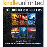 The Booker Thrillers Books 8-13: for Kindle Unlimited Subscribers
