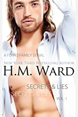 Secrets and Lies (The Ferro Family) Kindle Edition