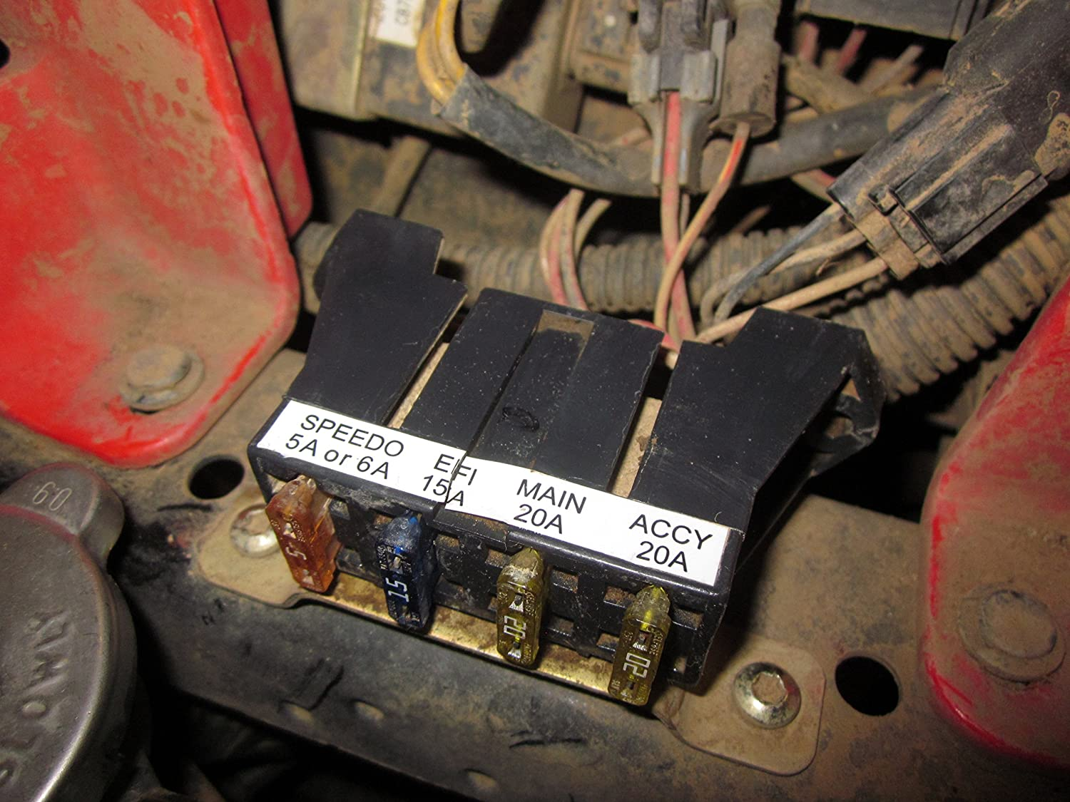 2012 Polaris Sportsman 500 Fuse Box Location : Polaris sportsman fuse box wiring library