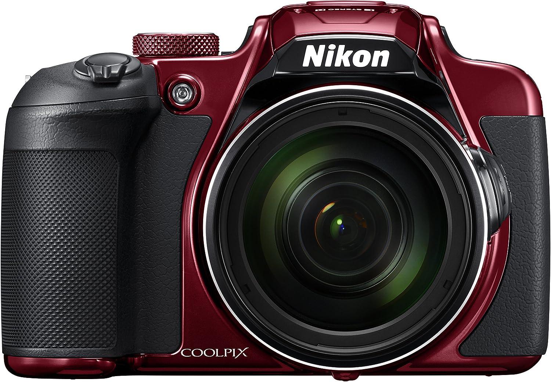 Nikon COOLPIX B700 - Cámara Digital Auto, Negro y borgoña: Peynet ...