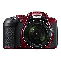 "Nikon COOLPIX B700 20.3MP 1 / 2.3 ""CMOS 5184 x 3888pixels Rosso - fotocamere digitali (telecamera a ponte, 20,3 MP, 1 / 2,3"", CMOS, 5184 x 3888 pixel, 3264x2448 2272x1704 1600x1200 5184x2920 5184x3456 3888x3888)"