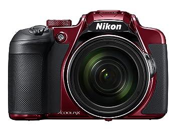 Nikon coolpix b kamera rot amazon kamera
