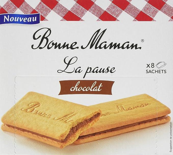 BONNE MAMAN la Pause Chocolat 200 g - Pack de 10  Amazon.fr  Epicerie 3b5f32a083f