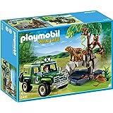 Playmobil Vida Salvaje - Animales de la jungla con todoterreno (5416)