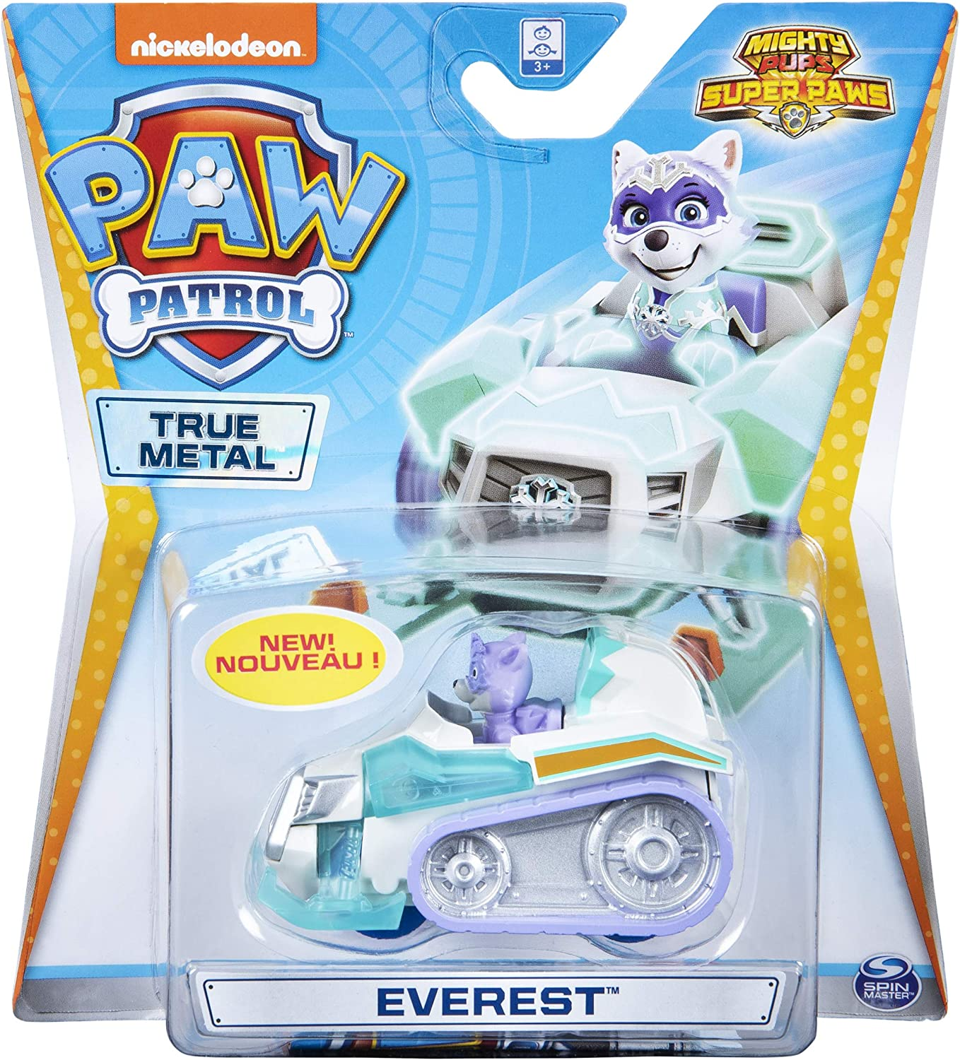 Paw Patrol Mighty Pup Super Paws - Everest
