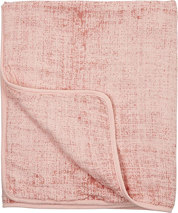 Meyco 453023 Altrosa - Manta de muselina (hidrófila, 100% algodón ...