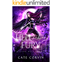 Hell Hath No Fury (Razing Hell Book 3)