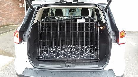 Ford Kuga 08 - 15 4 x 4 Estate Car inclinado Viaje Caja Jaula de ...