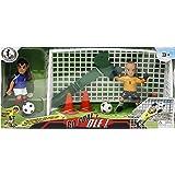 Fusine™ Indoor Go Goal Ole Football -Soccer, strike a Goal game for kids, children
