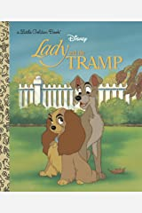 Lady and the Tramp (Disney Lady and the Tramp) (Little Golden Book) Hardcover