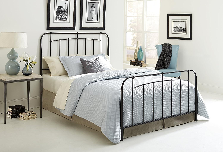 Amazon.com: Leggett & Platt Fashion Bed Group Concorde Bed, Full ...