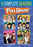 Full House: The Complete Seasons 1-4 (4-Pack)