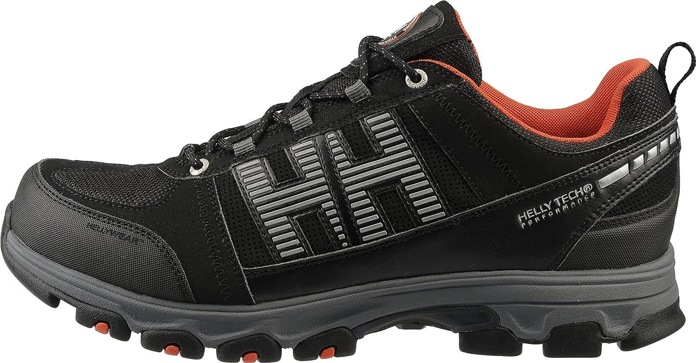 Helly Hansen 78204_992-47 Trackfinder Chaussures de sport 2Ht Ww Taille 47 Noir Orange Orange
