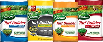 Scotts 5,000 sq. ft. Northern Lawn Fertilizer Program