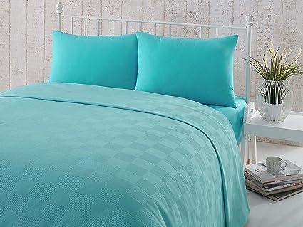Camere Da Letto Turchese : Lamodahome pezzi di lusso morbido colorato camera da letto