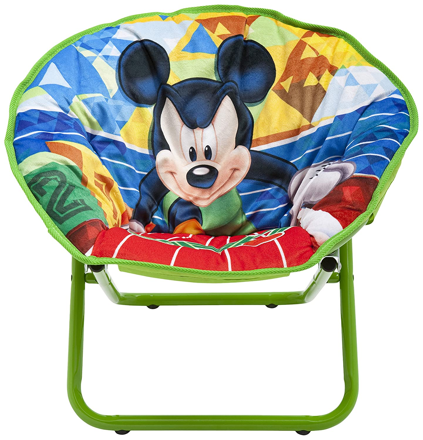 Disney Mickey Mouse Children's Saucer Chair TC85762MM