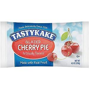 Tastykake Glazed Pies - Pack of 4 (Cherry)