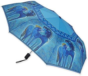 a79e0b34495a Blue Horse Compact Folding Umbrella